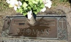 Rev Opie William Thomas
