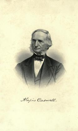 Rev Alexis Caswell