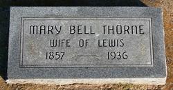 Mary Bell <i>Pettibone</i> Thorne