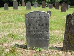 Capt Elisha Hollister