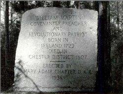 Rev William Martin