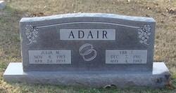 Ebb T. Adair