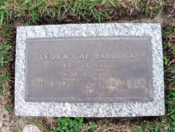 Leora Gae <i>Hershberger</i> Babcock