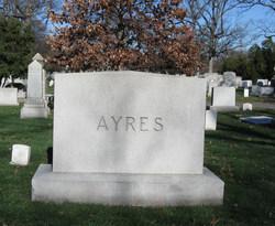 Mary Elizabeth <i>Fairfax</i> Ayres