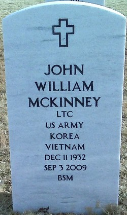 LTC John William Jack McKinney