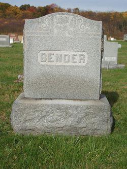Anna Ellen <i>Miller</i> Bender