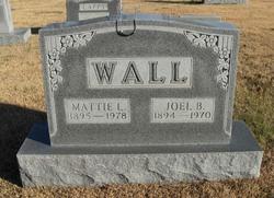 Joel Boyd Wall