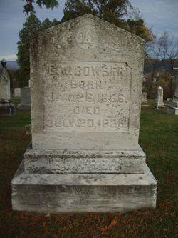 George W. Bowser