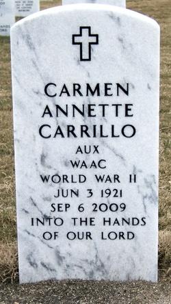 Carmen Annette <i>Picos</i> Carrillo