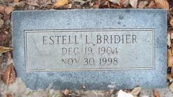Estell <i>Lawson</i> Bridier