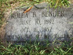 Rolla Blake Bender