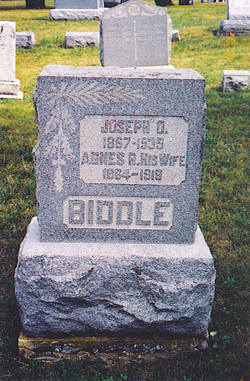 Joseph Ober Biddle
