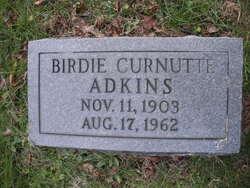 Birdie <i>Curnutte</i> Adkins