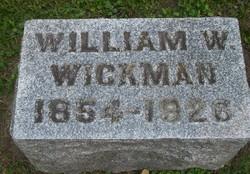 William Wickman