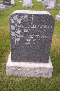 Margaret T <i>Joyce</i> Ellsworth