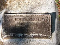 Walter Winn Roberts
