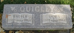 Dora Etta <i>Denton</i> Quigley