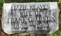 Lizzie <i>Reaves</i> Austin