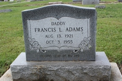 Francis Lee Adams