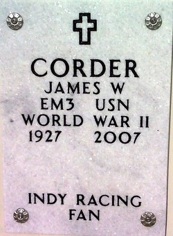 James W Corder