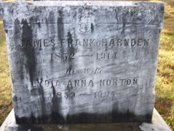 James Frank Harnden