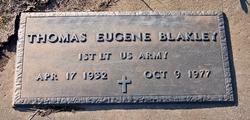 Thomas Eugene Blakley