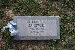 William Bill Janowski