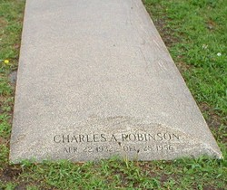 Charles Arthur Robinson