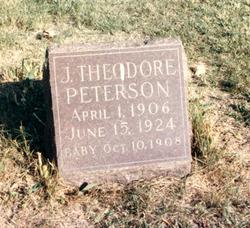 John Theodore Petersen