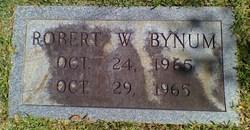 Robert Wayne Bynum