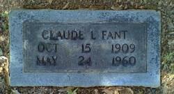 Claude Lewis Fant