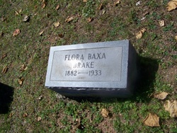 Flora <i>Baxa</i> Brake