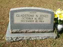Gladstone Nathaniel Jones, Sr