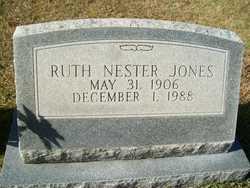 Mary Ruth <i>Nester</i> Jones