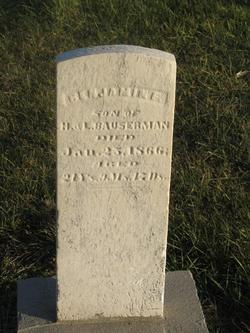 Benjamin Bauserman