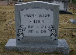 Kenneth Walker Shelton