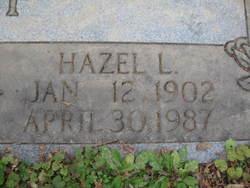 Hazel L. Acuff