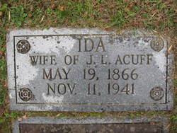 Ida Minerva <i>Morgan</i> Acuff