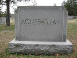 James Lafayette Fate Acuff