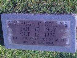 Rev Hugh G. Collins