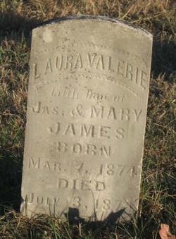 Laura Valerie James