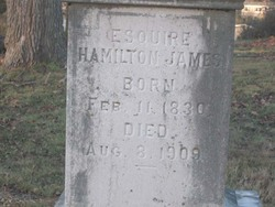 Esquire Hamilton James