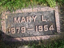 Mary Gertrude <i>Austin</i> Leverich