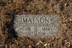 Maria Mary Matson