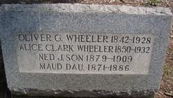 Maud Wheeler