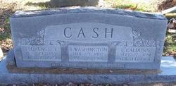 Florence Josephine <i>Richardson</i> Cash