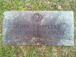 John Tate Jack Appleby