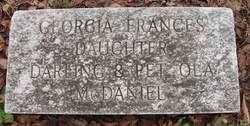 Georgia Frances <i>McDaniel</i> Balboa