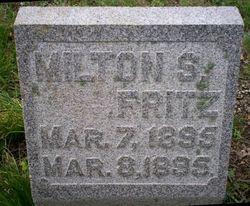 Milton S Fritz