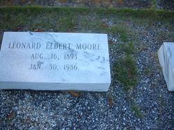 Leonard Elbert Moore